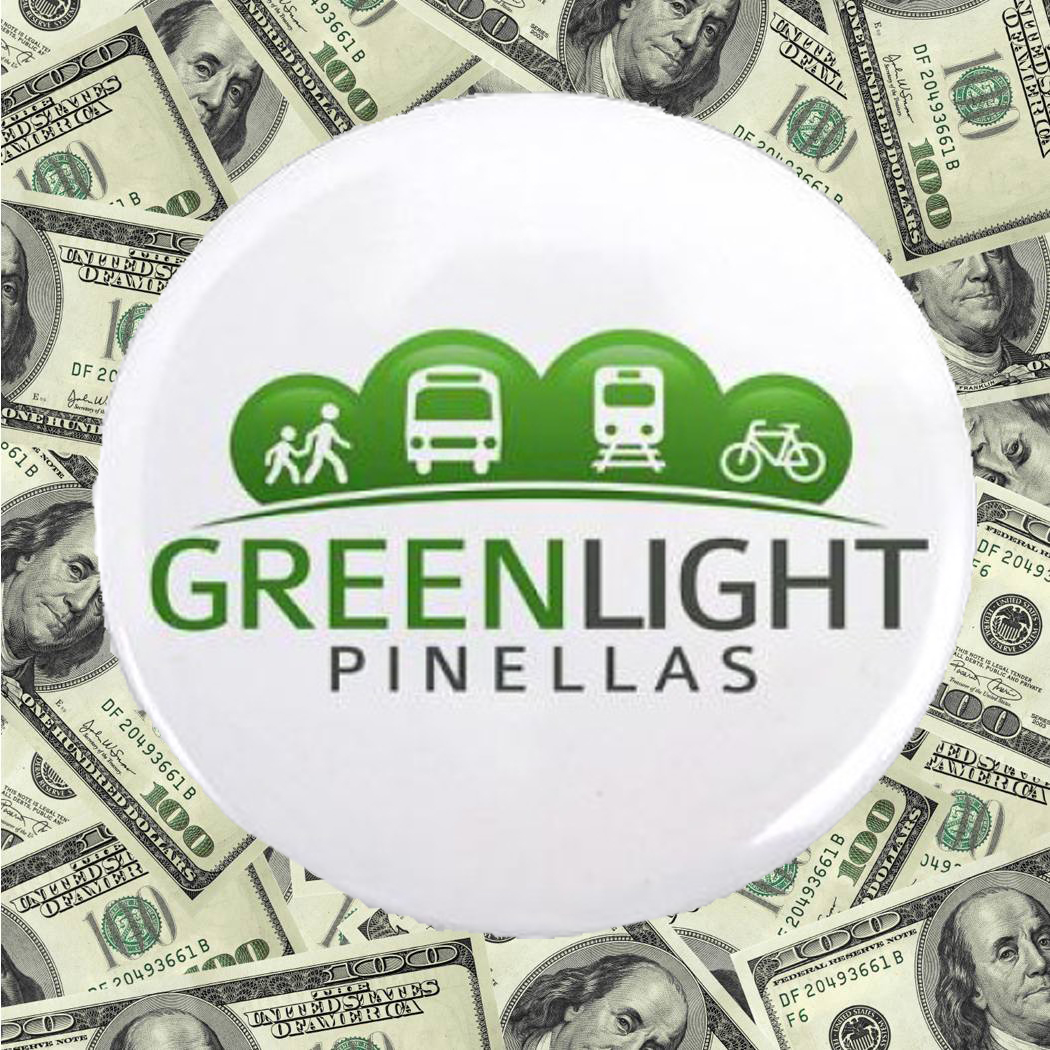 Tampa Bay Rays pitch $25,000 into Greenlight Pinellas campaign