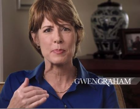 Gwen Graham releases two ads blasting false claims by Steve Southerland