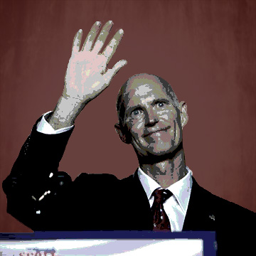 Declining median incomes becomes anti-Rick Scott talking point for Fla. Dems