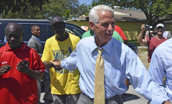 Florida power utilities fear return of 'Green Governor' Crist