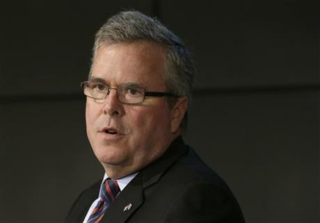 While other 2016ers are building campaigns, Jeb Bush is building his business empire
