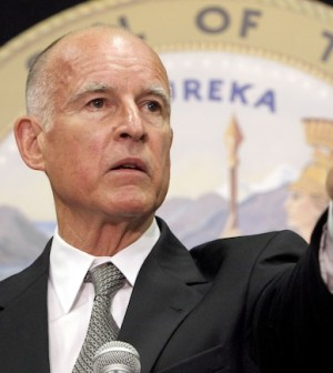 Jerry Brown says Republican governors like Rick Scott are ...