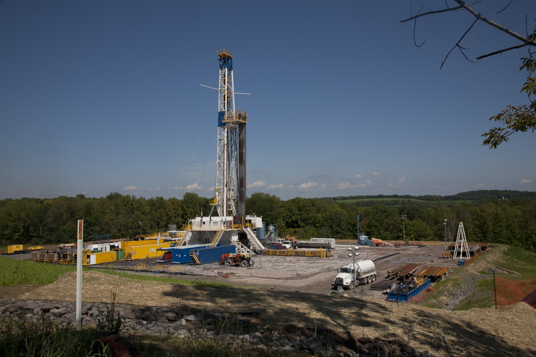 Bills for fracking regulation filed again after years of opposition