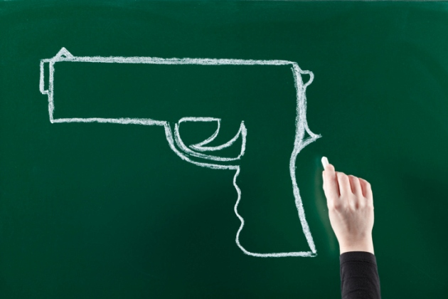 Counterpoint: A rape survivor argues why we need guns on campus