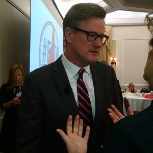 Joe Scarborough at the Nashua GOP event.