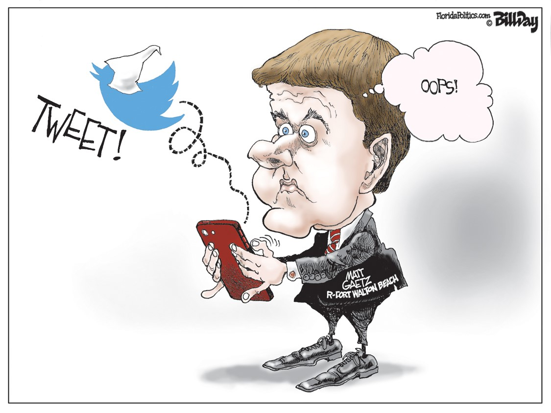 BILL DAY MATT GAETZ TWEET