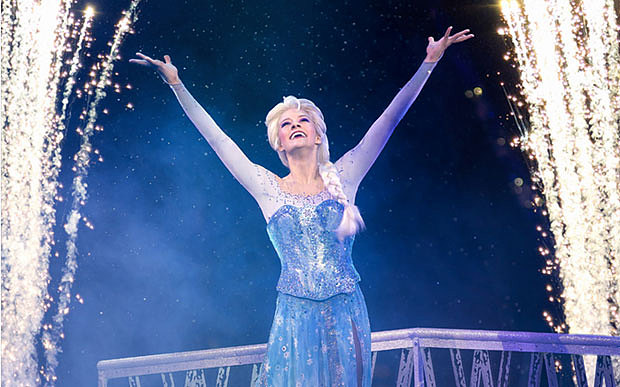 Disney on Ice is bringing Frozen and other favorites to Amalie Arena for eight shows in March. Feld Entertainment Inc. is bringing Disney on Ice presents Reach for the Stars Featuring the.