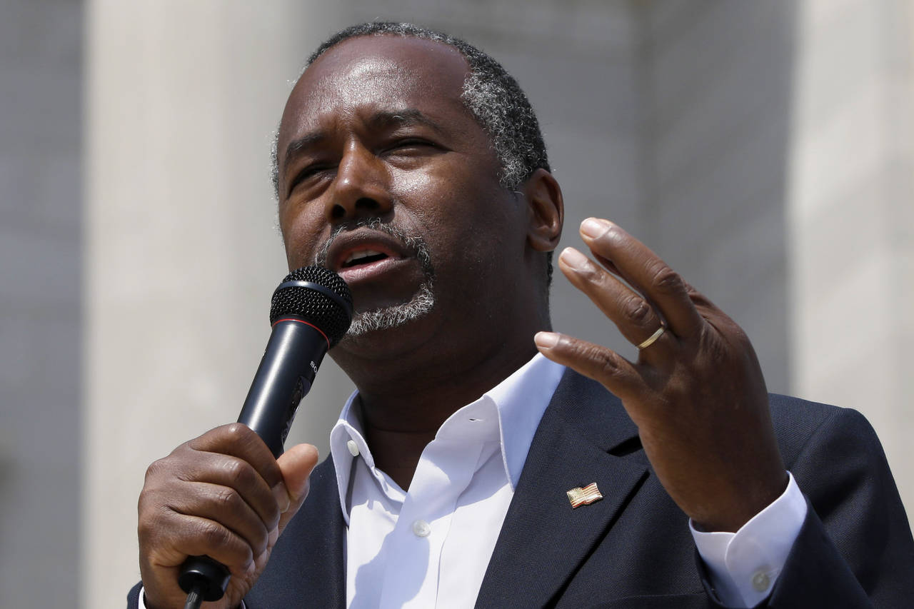 Ben carson raises 20m for 2016 bid in past 3 months for The carson