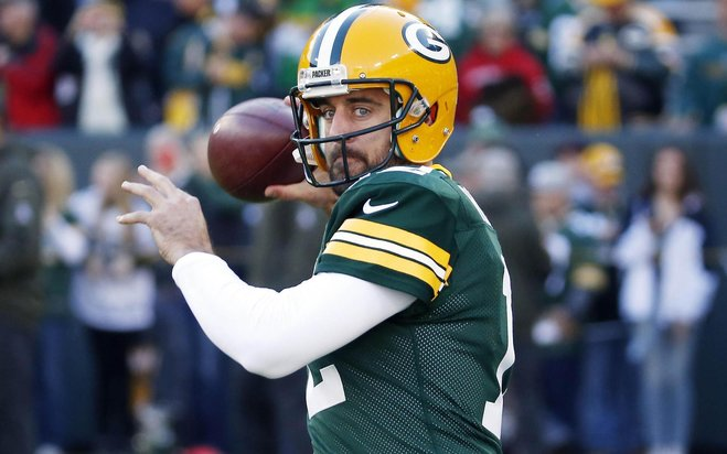 Packers shock Lions with Hail Mary on final play