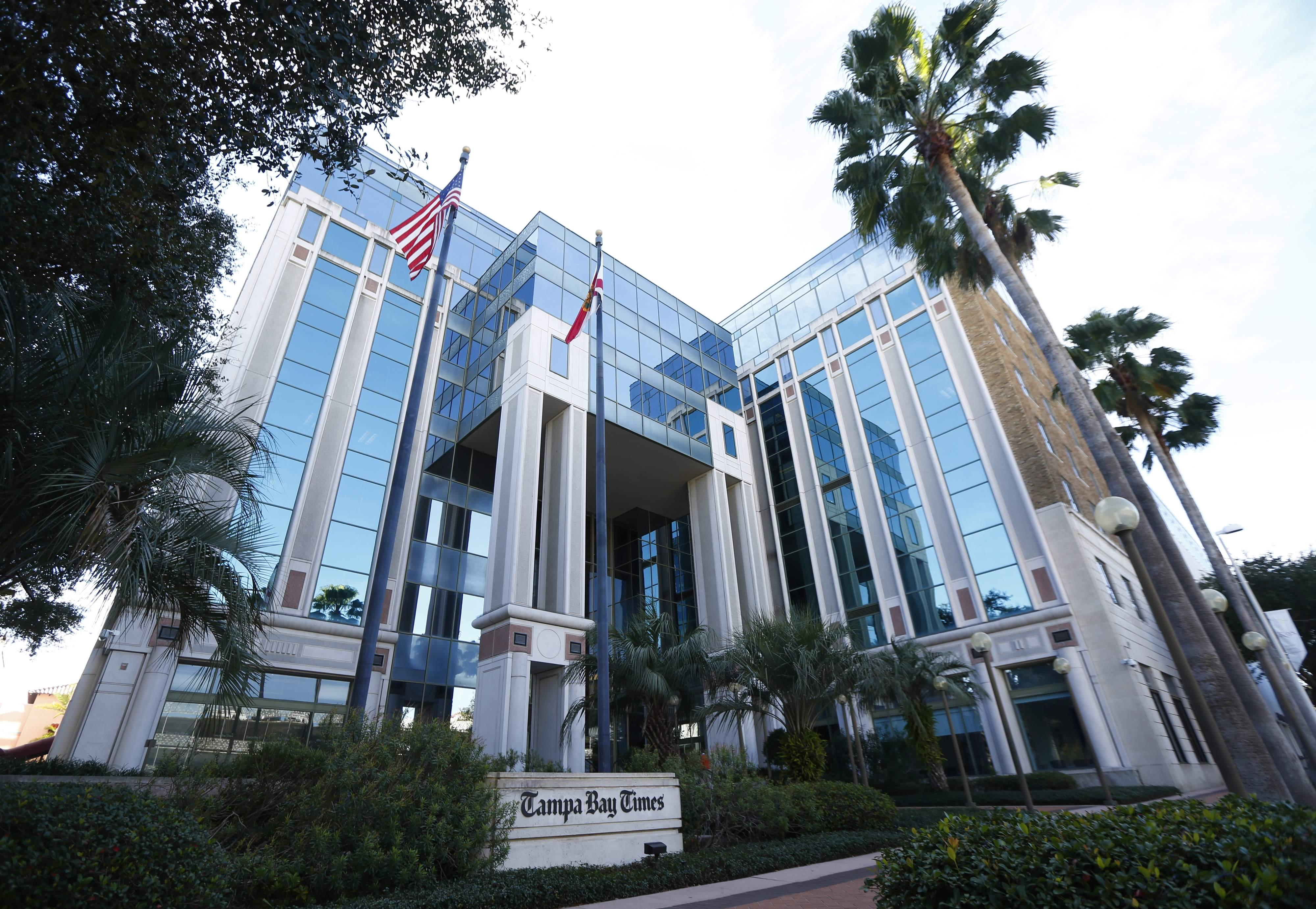 Tampa Bay Times sells St. Petersburg headquarters, will ...