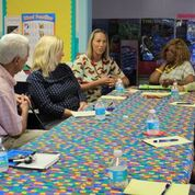 Charlie Crist Education Roundtable