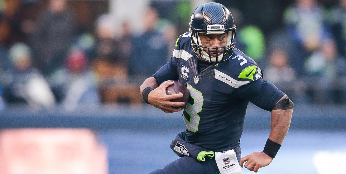Russell Wilson Steals Win Away Dolphins on Fourth Grade