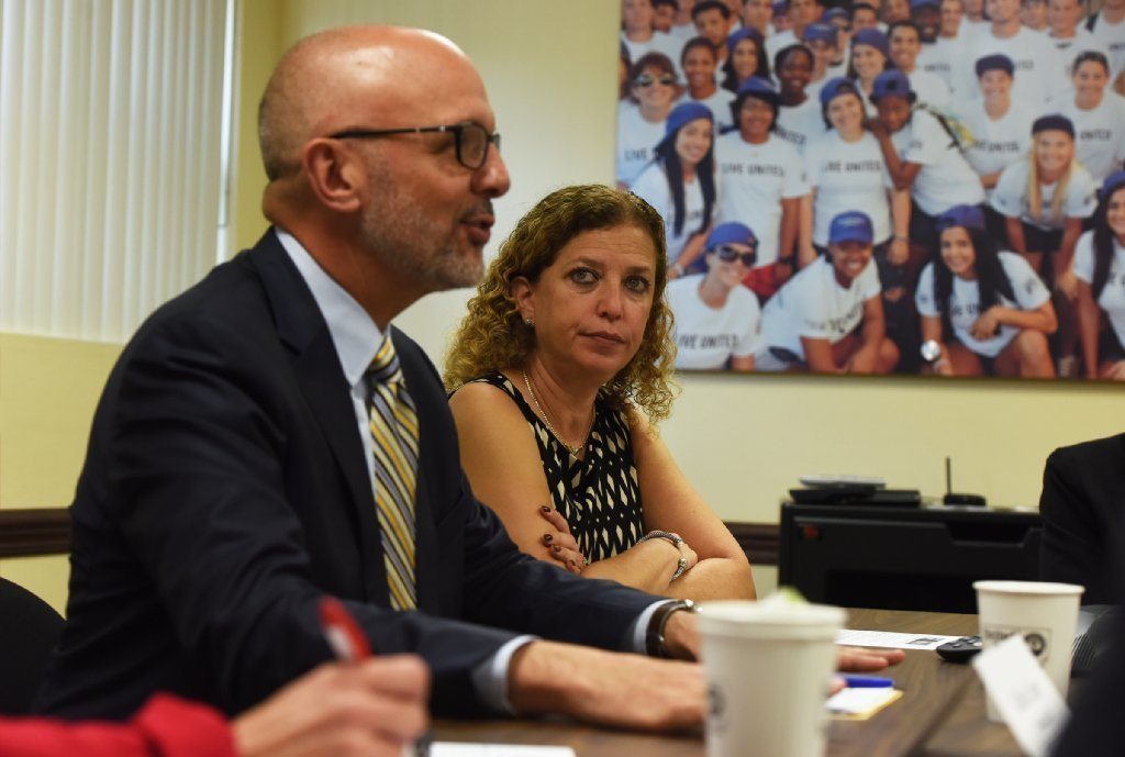 Image result for Kathy Castor, Charlie Crist, Debbie Wasserman Schultz, Alcee Hastings, and Ted Deutch