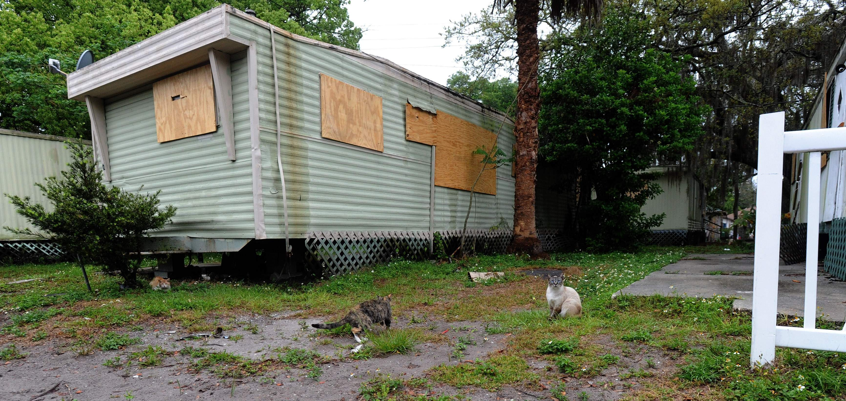 City Of Tampa Mobile Home Park Owner Face Off Over 13M