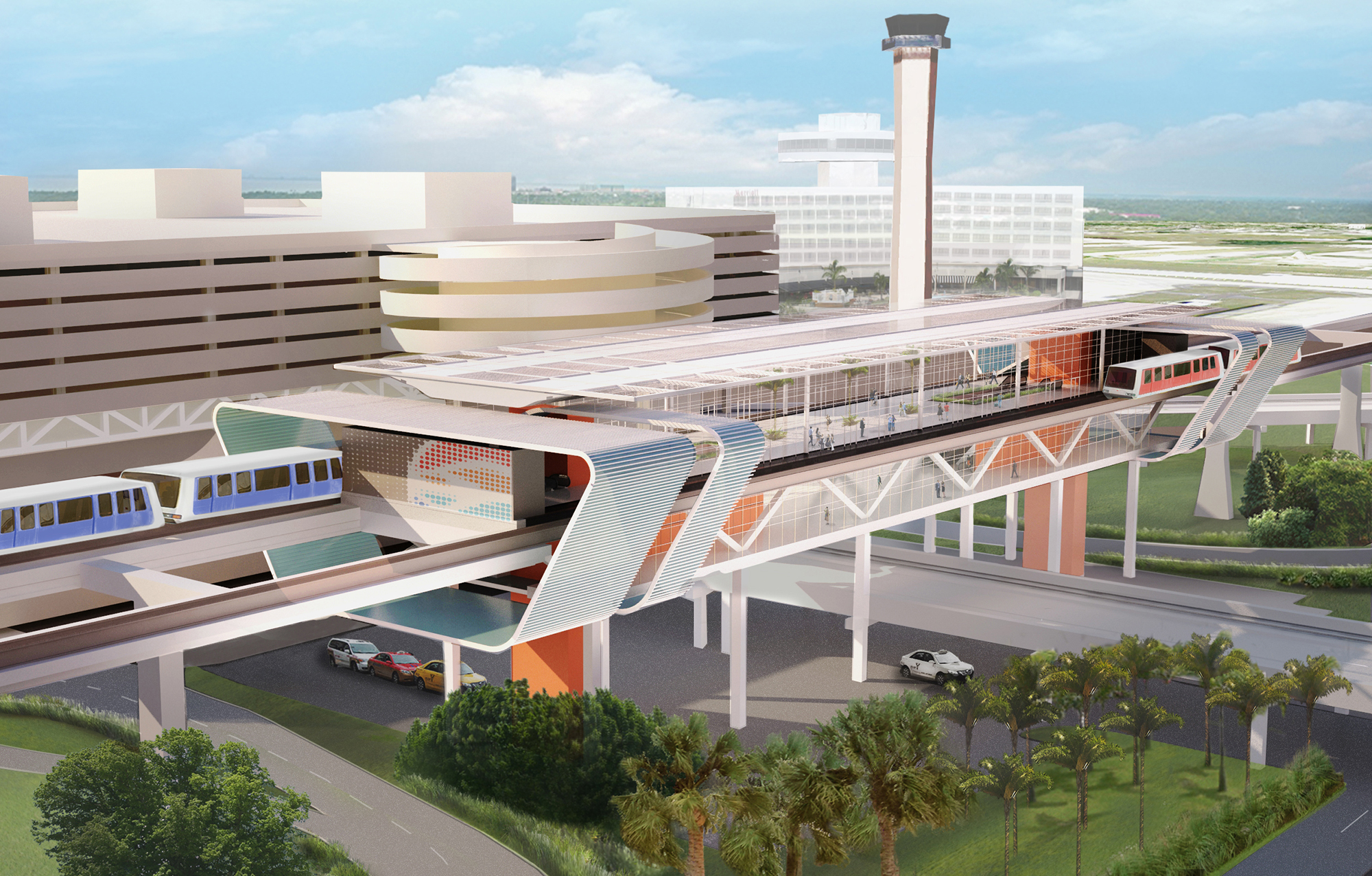 Is Tampa Airport Expansion Betting Big On Old Tech Over