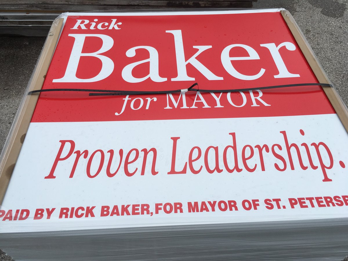 5 Things I Think I Think About The St Pete Mayoral Race
